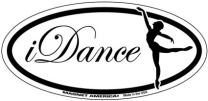 Magnet America iDance Oval Decal (Non-Magnetic!)