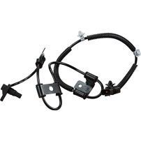 AIP Electronics ABS Anti-Lock Brake Wheel Speed Sensor Compatible Replacement For 2006-2011 Hyundai and Kia Front Left Driver Oem Fit ABS522