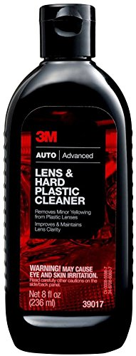 3M Lens & Hard Plastic Cleaner, 39017, 8 oz