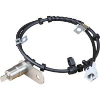 AIP Electronics ABS Anti-Lock Brake Wheel Speed Sensor Compatible Replacement For 1998-2003 Dodge Front Right Passenger Oem Fit ABS140