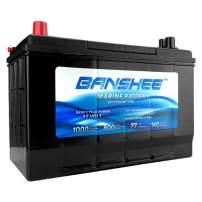 Deep Cycle Marine Battery Group Size 27-12V 77Ah 800 CCA