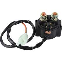 New DB Electrical Starter Relay SCH6000 Compatible with/Replacement for Various China Made Scooters, Etc. 12V