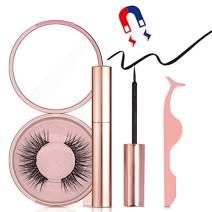 Magnetic Eyeliner, Magnetic Eyeliner with Magnetic Eyelashes, Magnetic Lashliner for Use with Magnetic False Lashes Makeup set