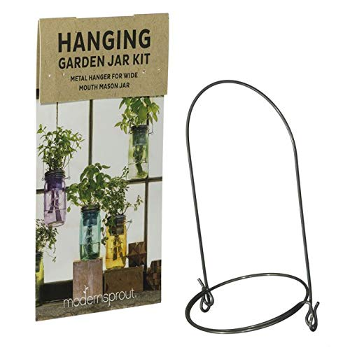 Modern Sprout Garden Jar/Eco Planter Hanger