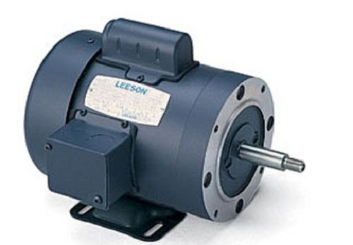 Leeson 113957.00 Jet Pump Motor, 1 Phase, 56J Frame, Rigid Mounting, 1HP, 3600 RPM, 115/208-230V Voltage, 60Hz Fequency