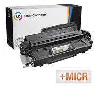 LD Remanufactured MICR Toner Cartridge Replacement for HP 96A C4096A (Black)