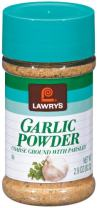 Lawry's Garlic Powder Coarse Ground with Parsley 2.9-Ounce Shakers (Pack of 6)