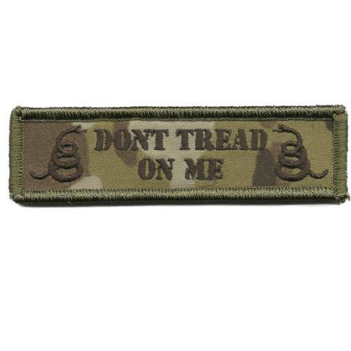 Multicam Dont Tread On Me Tactical Morale Patch