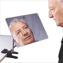 Maddak Clamp On Adjustable Mirror (718000000)