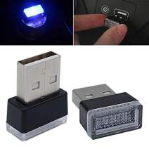 USB Portable Color Atmosphere Lights, LED,Car, Home, Computer and Other USB Jack, Compact