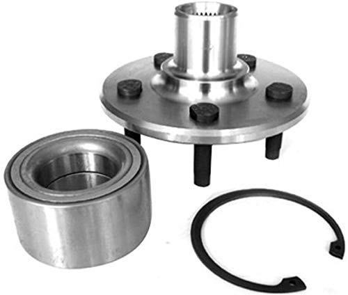 GSP 112000 Wheel Bearing and Hub Assembly - Left or Right Rear (Driver or Passenger Side)