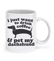 Dachshund Mug Dog Mug Dachshund Gifts Coffee Mug Wiener Dog Lover Gift Dachshund Cup Doxie Mug Ceramic Mug Animal Mug Weiner Dog Tea Cup