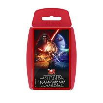Star Wars Episode 7: The Force Awakens Top Trumps Card Game