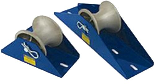 "CURRENT TOOLS Tray Type Sheaves - Heavy Duty Cable Guide with 22"" Length & Lightweight Design - 952TR"