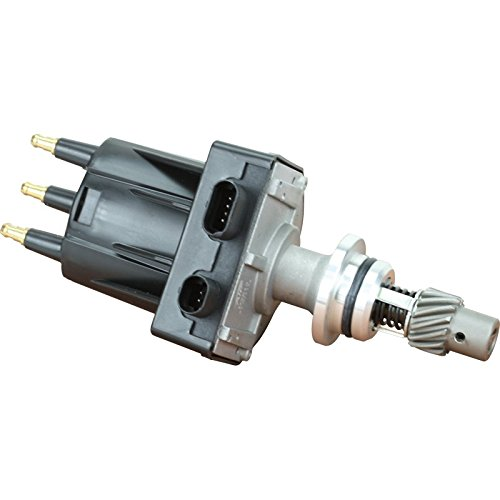 AIP Electronics Complete Premium Electronic Ignition Distributor Compatible Replacement For 1985-1993 Buick Chevrolet Chevy GMC Pontiac 2.5L Oem Fit D3829