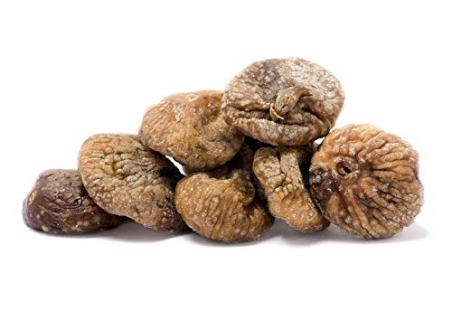 Sincerely Nuts Organic Dried Turkish Figs (2 LB)-Vegan, Kosher, and Gluten-Free Food-Nutritious and Delicious On-the-Go Snack-Loaded with Vitamins and Minerals-Enjoy for Breakfast, Lunch, and Dinner