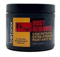 Botanix FE203 Rust Remover - Concentrated, Extra-Strength, Paint-Safe Gel