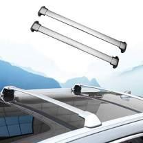 ROSY PIXEL Roof Rack Cross Bars for Honda CRV CR-V 2017-2020 (Needed Factory Roof Side Rails)