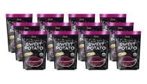 Jans Organic Sweet Potato Chips (Purple, 12 x 4 oz)