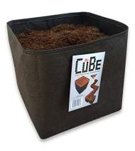 Victory 8 Cube Garden Square (Pack of 8) 1 Foot X 1 Foot Modular Fabric Pot Container
