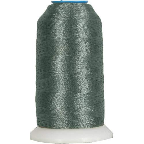 Threadart Polyester Machine Embroidery Thread By the Spool - No. 447 - Ivy - 1000M - 40wt - 220 Colors Available