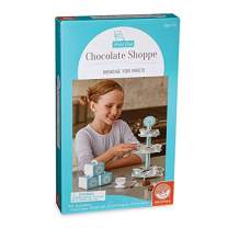 MindWare Playful Chef: Chocolate displaying Shoppe for Kids – 1 Stand & 100 wrappings for Homemade Treats – Real Cooking & Candy-Making for Boys & Girls – Ages 4 & up