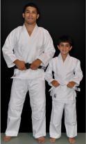 Fuji All Purpose Single Weave Judo Gi - White Size 5