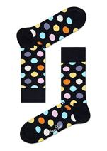 Happy Socks Men's Big Dot Dress Socks 1 pack