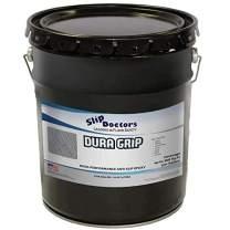 SlipDoctors Dura Grip (Brown, 5-Gallon Pail) Non-Slip Paint