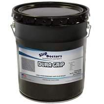 SlipDoctors Dura Grip (White, 5-Gallon Pail) Non-Slip Paint