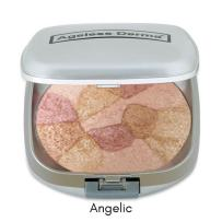 Ageless Derma Baked Mineral Makeup Healthy Blush Collage Of Colors (Angelic). Highlighter Makeup