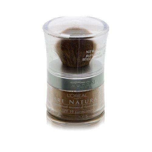 L'Oreal Paris True Match Mineral Loose Powder Foundation, Buff Beige, 0.35oz