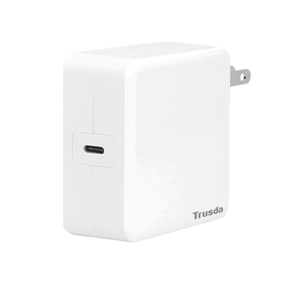 65W USB C PD Charger Type C Wall Charger Power Delivery for MacBook Pro/air, iPhone 11/XS Max/XR/8Plus, Pixel 2/XL PixelBook Galaxy S9 S9 Plus S8 Nintendo Switch Chromebook Laptop Charger