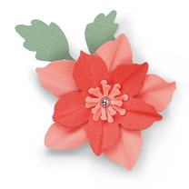 Sizzix Bigz Die , Winter Rose by Debi Potter, One Size, US:one, Multi-colour Colour