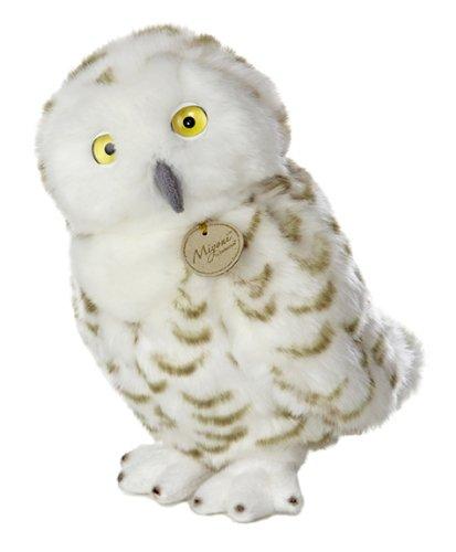 "Aurora - Miyoni - 11"" Snowy Owl"