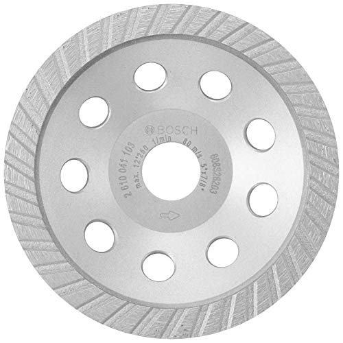 Bosch DC530SG 5 In. Turbo Diamond Cup Wheel For Concrete