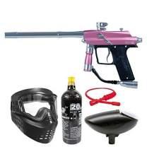 Maddog Azodin Blitz 4 Bronze Paintball Gun Package