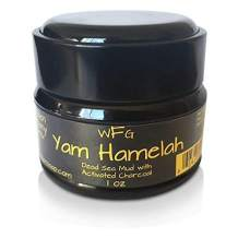 WFG WATERFALL GLEN SOAP COMPANY, LLC, Yam Hamelah, Dead Sea mud mask with activated charcoal