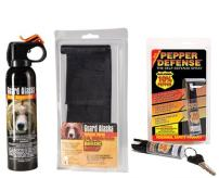Pepper Defense Guard Alaska Bear Repellent w/Belt Loop Holster Max Strength 10% OC Pepper Spray