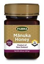 Flora Manuka Honey MGO 400+/12+ UMF 250g