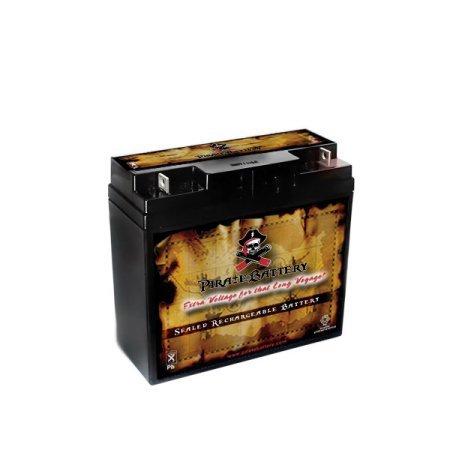 12V 19AH Sealed Lead Acid Battery