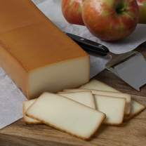 igourmet German Smoked Ammerlander Cheese - Pound Cut (15.5 ounce)