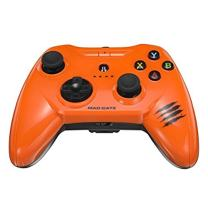 Apple Certified Mad Catz C.T.R.L.i Mobile Gamepad and Game Controller Mfi Made for Apple TV, iPhone, and iPad - Orange