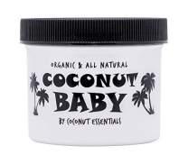 Coconut Baby Oil for Hair & Skin - Organic Moisturizer - All Natural - Massage - Sensitive Skin, Diaper Rash Guard - Infant Scalp - with Sunflower & Grape Seed oils - 2 fl oz