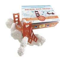 Copernicus Toys Crystal Growing Golden Gate Bridge Official Terraformer kit | Grows in Hours