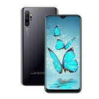 (6.53inch IPS Full-Screen), P40pro(2020) Android Smartphone, 3GCDMA: 850/2100/1900 SIM Card Band, 2GB RAM 16GB ROM, Unlocked Cell Phone,(Please Confirm That Your SIM Card complies) (Black)