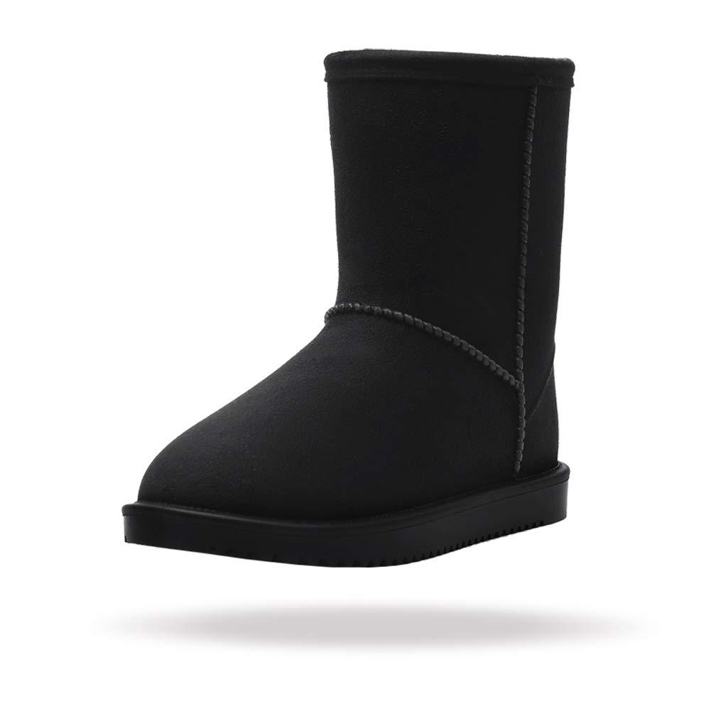 babaka Winter Boots for Women Waterproof Snow Classic Warm Rain Shoes