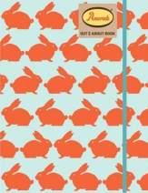 Quadrille Anorak Rabbits Notebook (9781849495646)