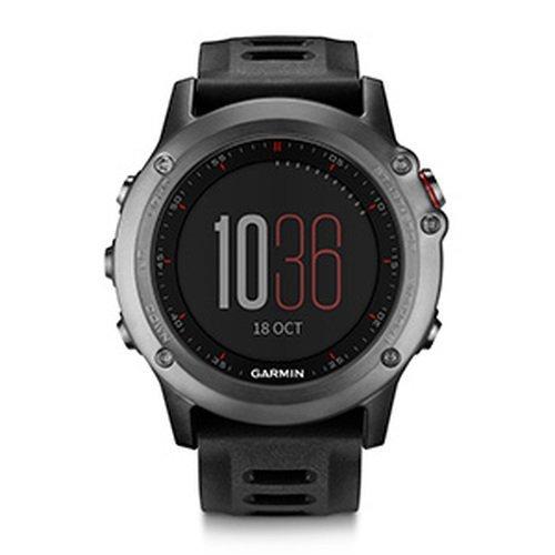 Garmin fenix 3 GPS Watch, Gray