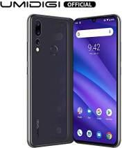 "UMIDIGI A5 Pro Unlocked Mobile Phones SIM Free Dual 4G Smartphone 16MP+8MP+5MP Camera Smartphones 4150mAh Battery 6.3"" FHD+ 32GB ROM 4GB RAM Android 9 Pie (Grey)"